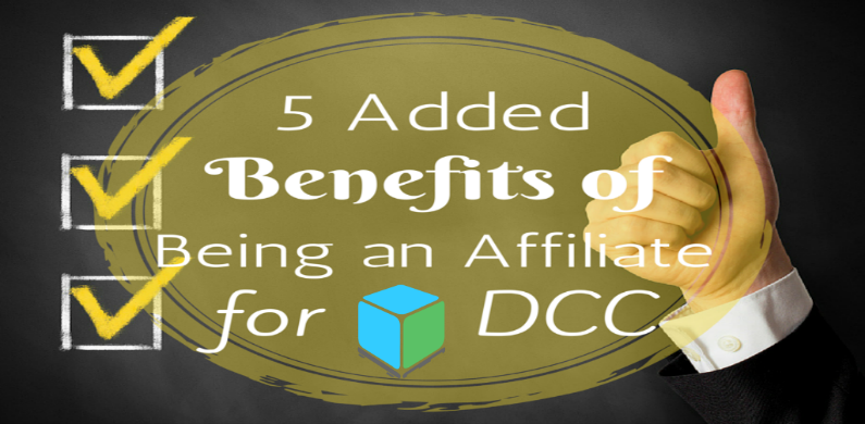 benefits of being an affiliate