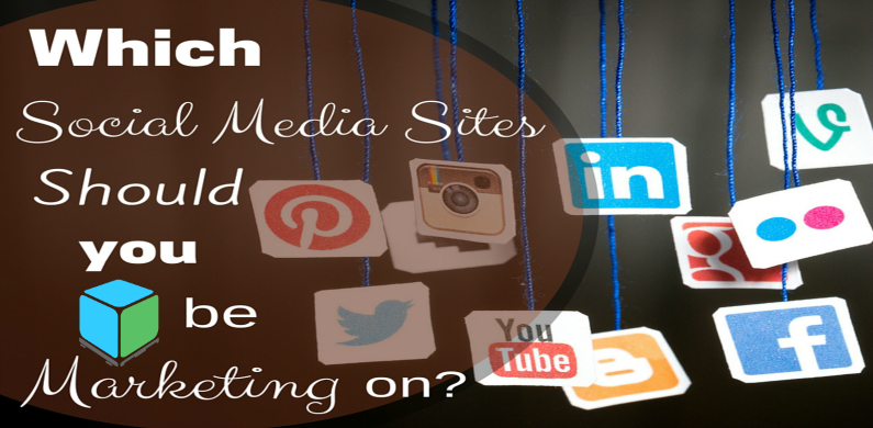 What social media sites should you be marketing on BL
