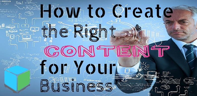 content for your business