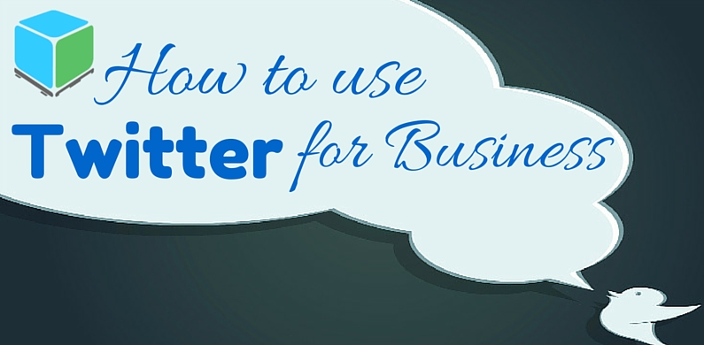 How to use Twitter for business BL