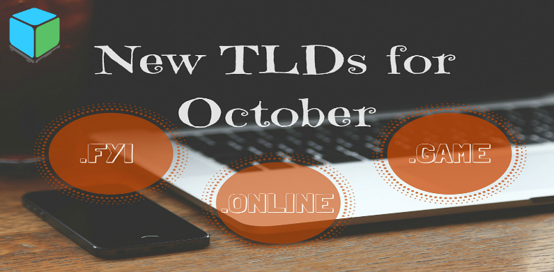New TLDs